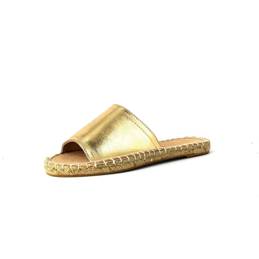 Sandalia Pala Oro