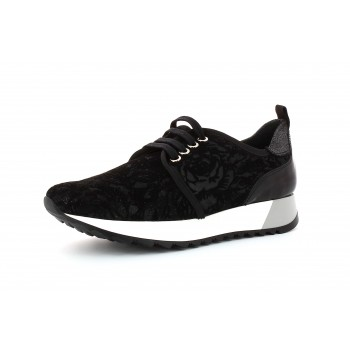 Zapatillas deportivas mujer Negro