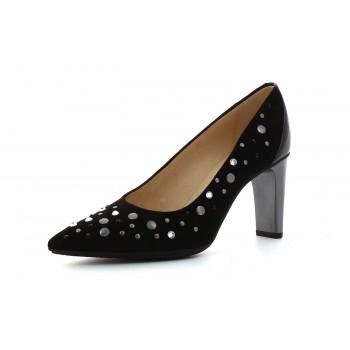 Zapato tacón Ante Tack