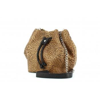 Bolso Spiky Leopardo