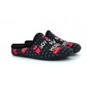 Zapatillas de casa Labios
