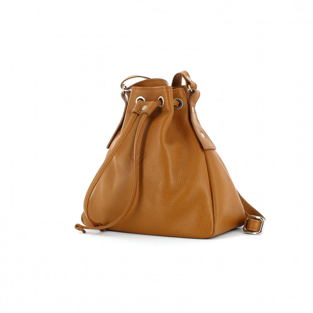 Carmen Berdonces Bandolera Aja Bag Cuero