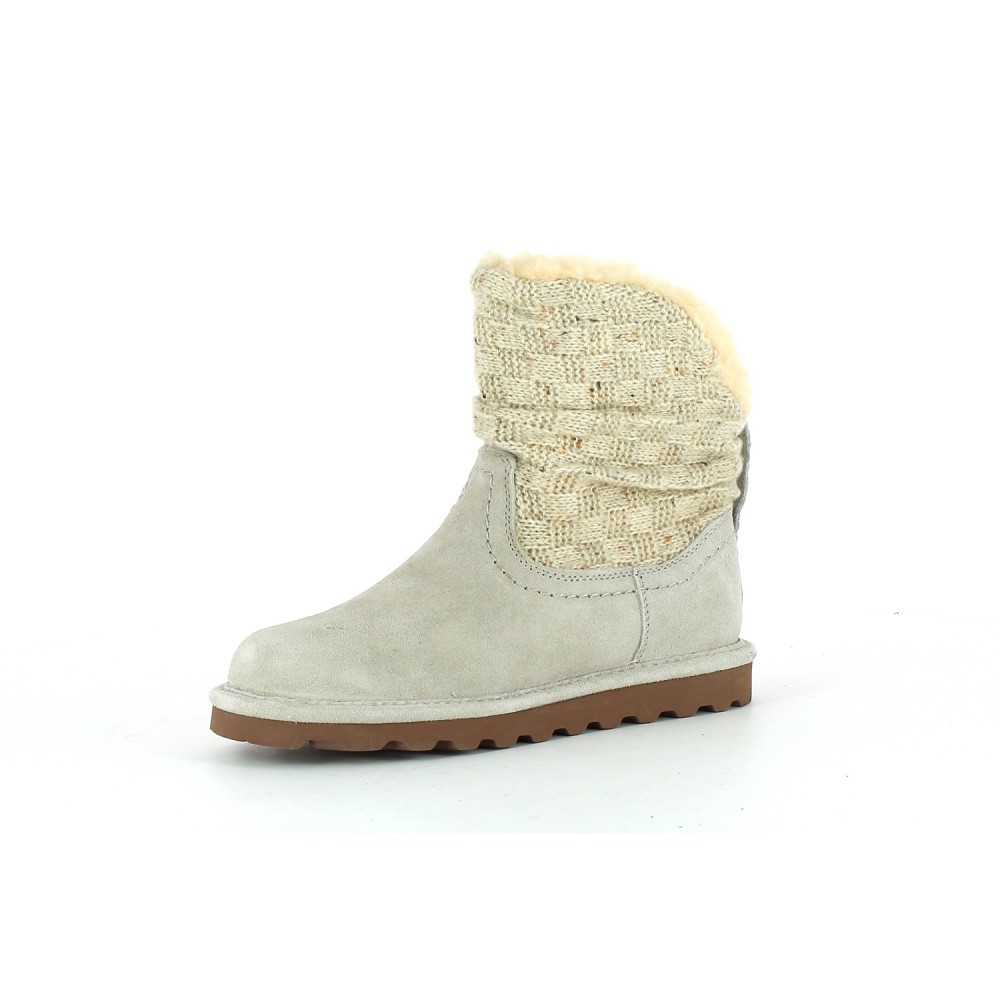 Bearpaw Botas Beige Claro Virginia