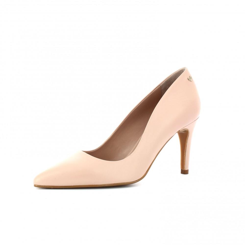 Zapatos de tacón Evite Nude