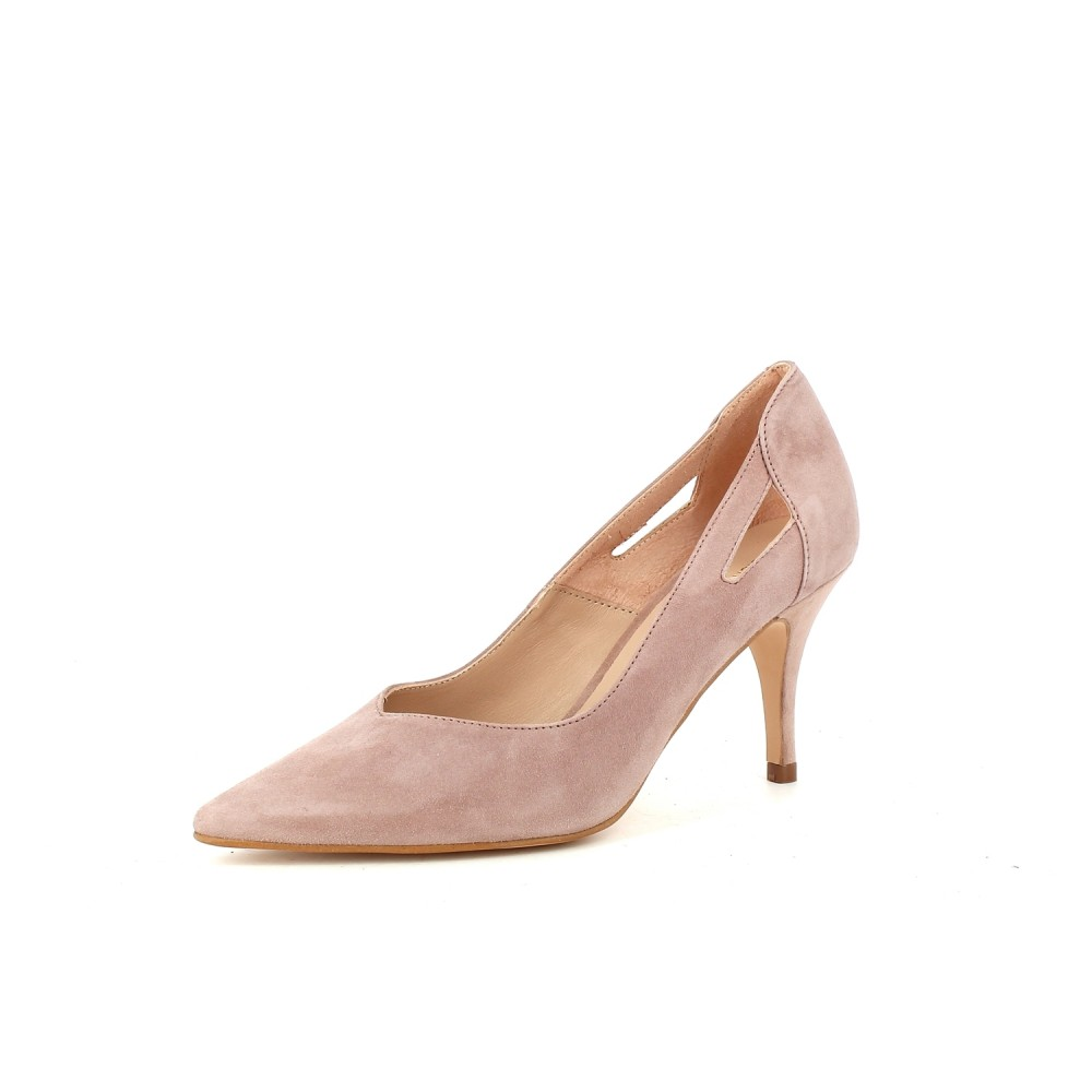 Helene Rouge Tacones Ante Nude