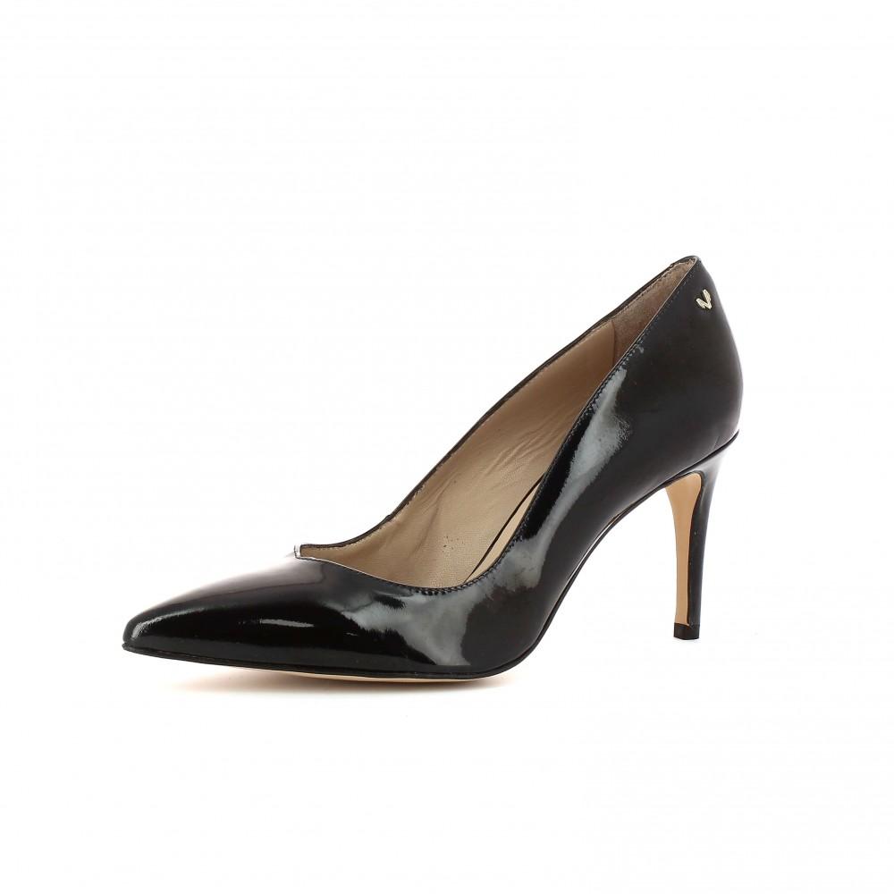 Zapatos de tácon Navia Black