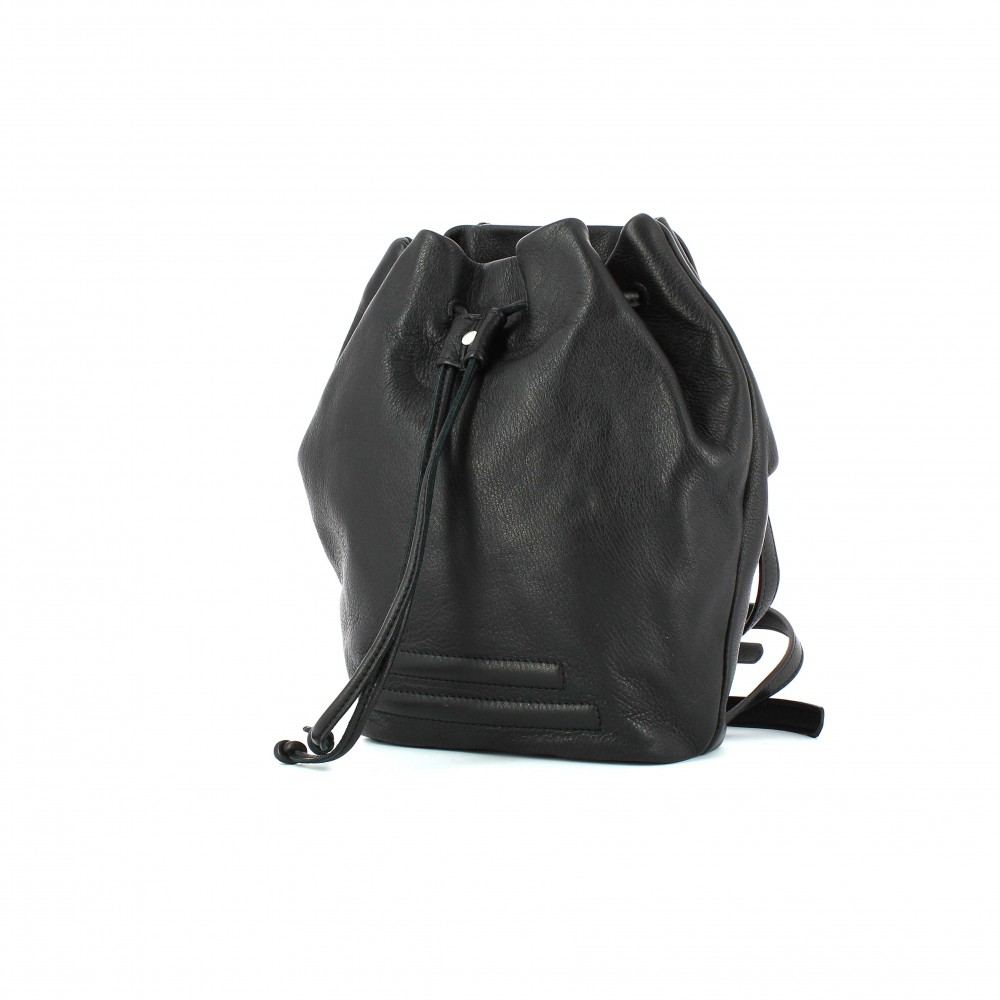 Bolso Spiky Backpack Negro