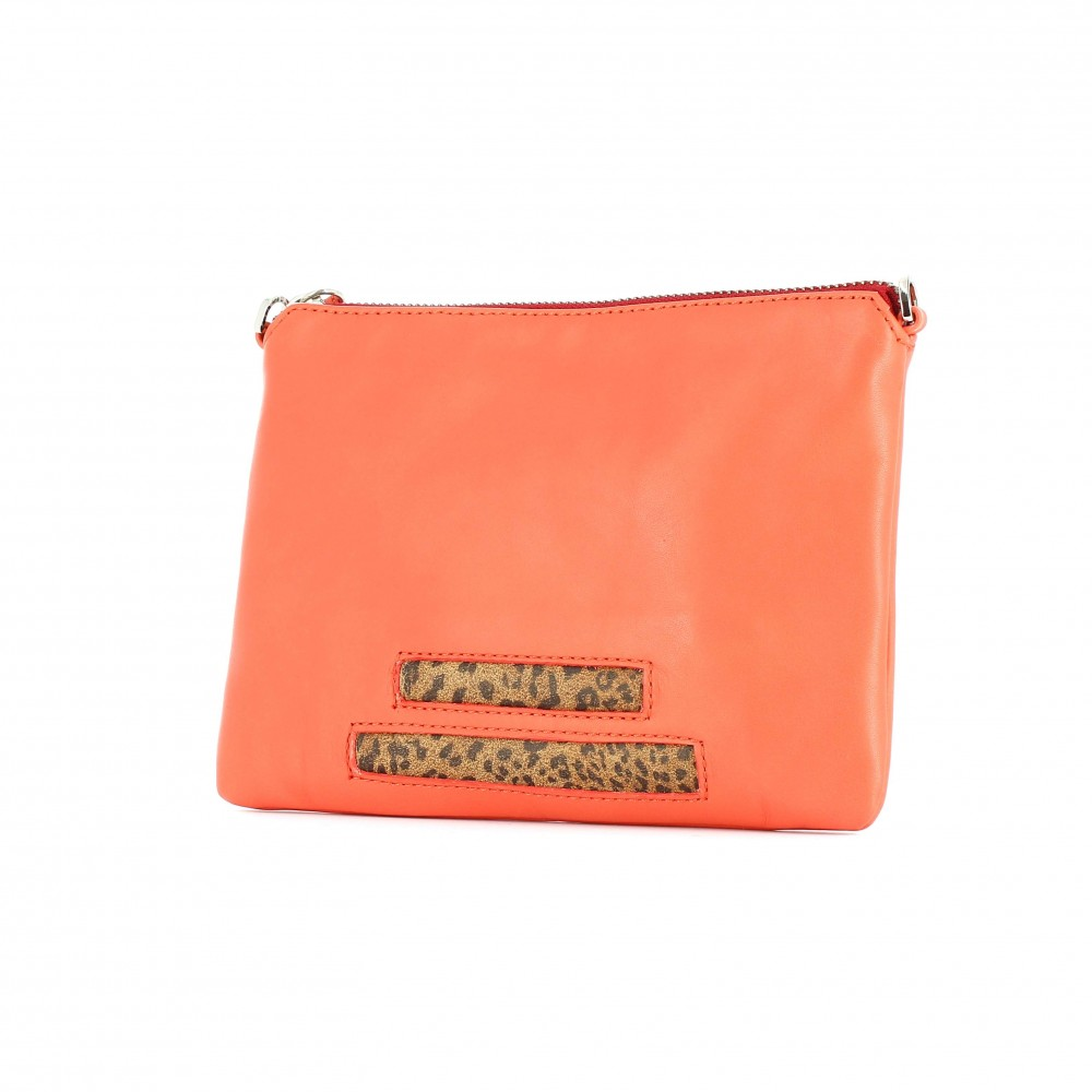 Bolso Take me out - Coral