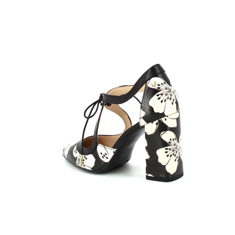 Zapato Danielle Martinelli Tacón Flores EWHD29IY