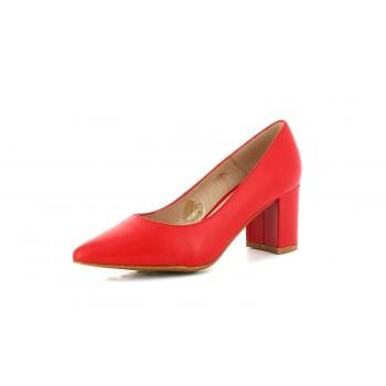 Zapato Salón Bacardi Rojo