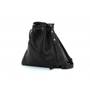 Bandolera Mujer Aja Bag - Negro