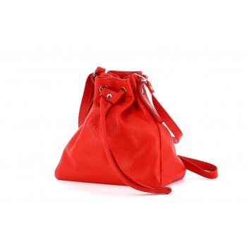 Carmen Berdonces Bandolera Aja Bag Rojo