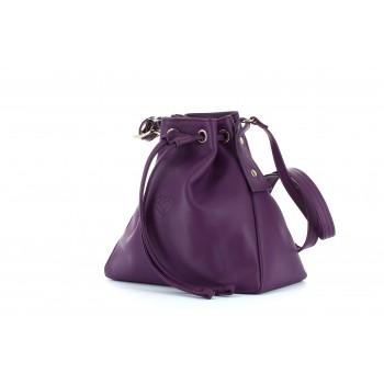 Carmen Berdonces Bandolera Aja Bag Violeta