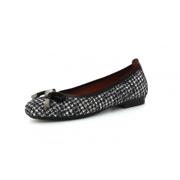 Hispanitas Bailarinas Tweed Negro