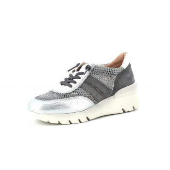 Hispanitas Sneakers Ruth Combi Plata