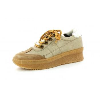 Kanna Sneakers Montañera Beige