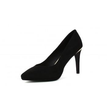 Menbur Zapato Tacón Plataforma Negro