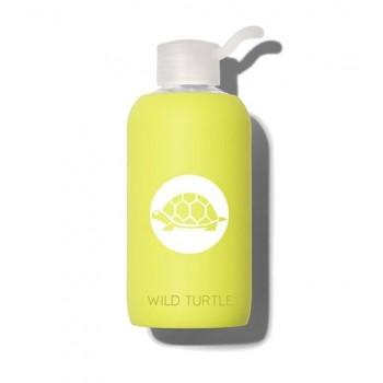 Wild Turtle Botella Cristal Blondie Amarillo