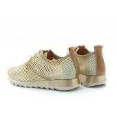 Hispanitas Sneakers Bali Rejilla Beige