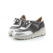 Hispanitas Sneakers Ruth Combi Plata